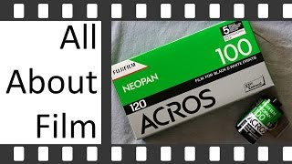 All About Film: Fuji Neopan 100 Acros