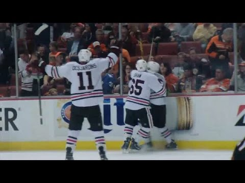 Postgame Recap: Blackhawks vs Ducks - Game 2