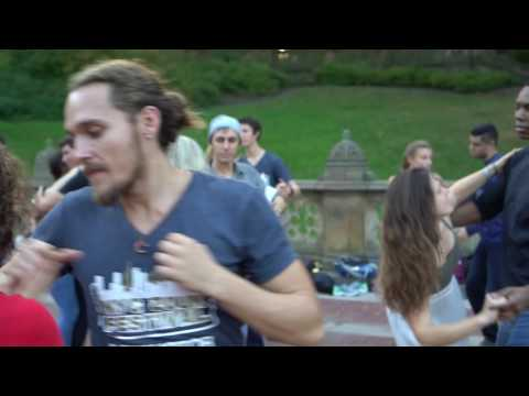 00104 NYCZF2016 Zouk in Central Park ~ video by Zouk Soul