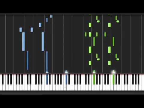 Synthesia   Kingdom Hearts II Passion (Kyle Landry)