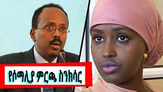 EthioTme Politcs:Dynamic of Somali Presidential Election By Meskereme Abera