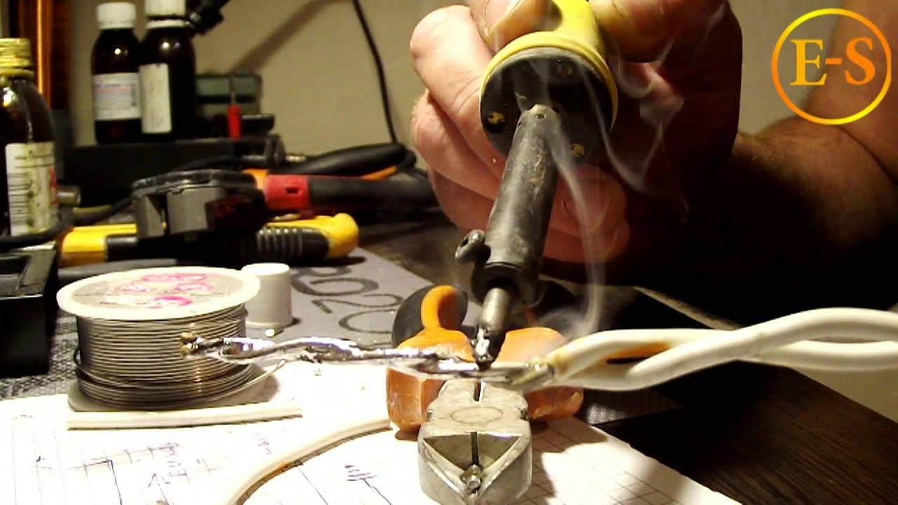 Пайка алюминия горелкой в домашних условиях