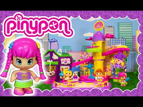 Pinypon Parque de Atracciones ¡Qué día de diversión!