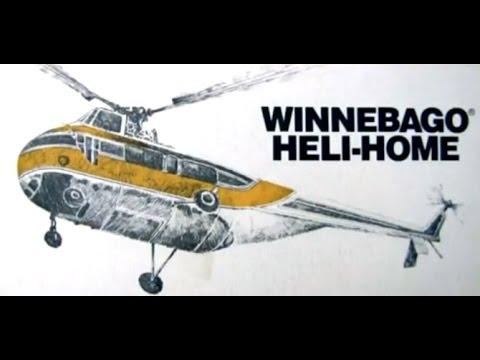 Winnebago's amazing flying motorhomes