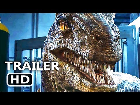 JURАSSІC WΟRLD 2 Official Trailer # 3 (2018) Chris Pratt Movie HD