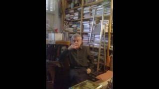 Jacques Halbronn  Le devoir diachronique du créateur et synchronique du public