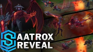 Aatrox Reveal - The Darkin Blade | REWORK