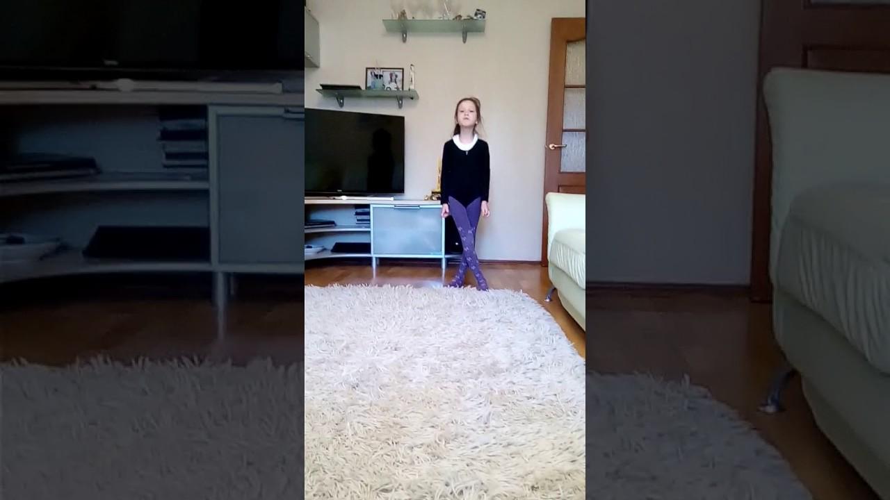 Как сделать спину с колен