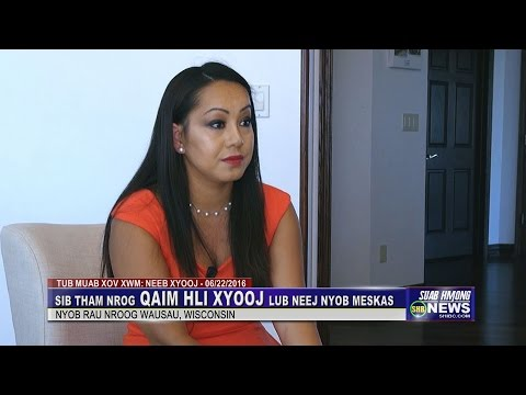 SUAB HMONG NEWS:  Exclusive interview Lee Xiong on her life in America
