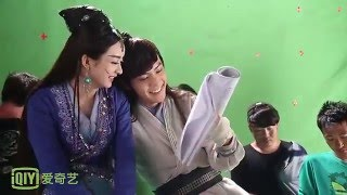 [BTS] Zhao Li Ying & William Chan - Stargazing Cut 2