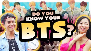 Do You Know Your BTS? The Ultimate ARMY Quiz