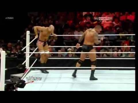 Wwe Randy Orton Rko Of This Year 2013 video