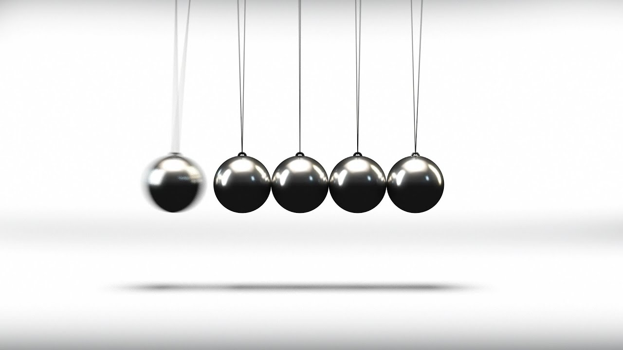 Fucking swinging balls pendulum damn