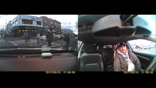 NYPD pulled over TLC Uber driver
