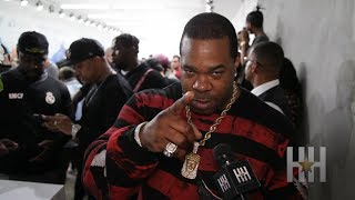 Busta Rhymes Fires Back At 50 Cent