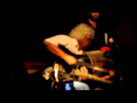 Erkan OÄŸur Anatolian Jazz&Blues @ Haymatlos, Istanbul 2010-09-16