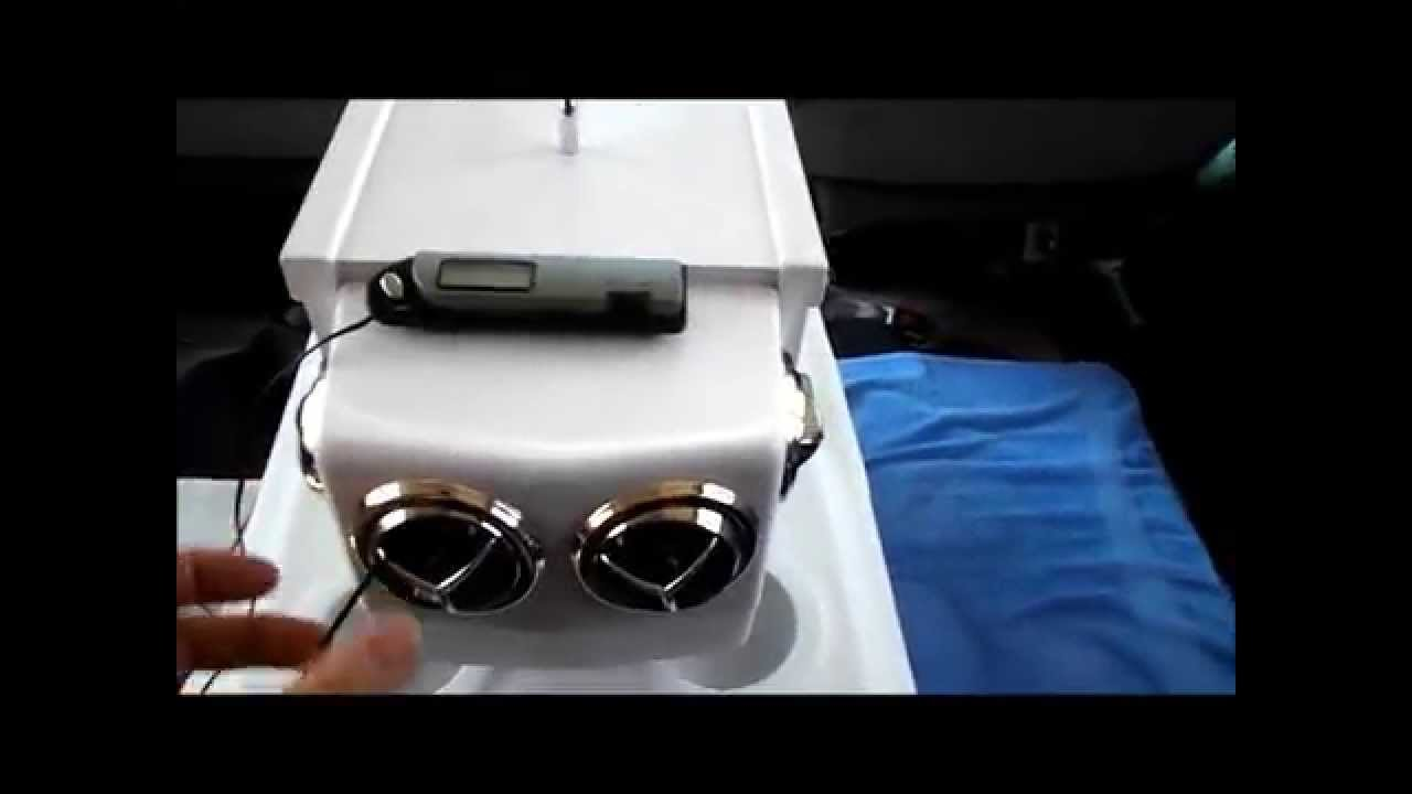 12 Volt Portable A C Swampy Mighty Kool Mk4 Review Will It
