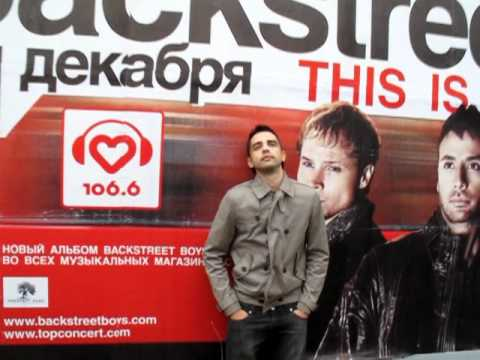 Mihai Gruia feat Backstreet Boys - Backstreet's back alright !!