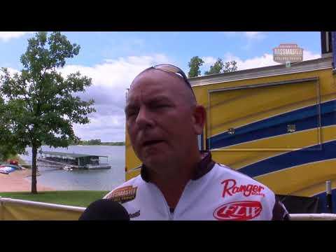 Campbellsville University Bass Fishing - Head Coach Pete Hedgepath Recaps Day 2 of Classic Bracket