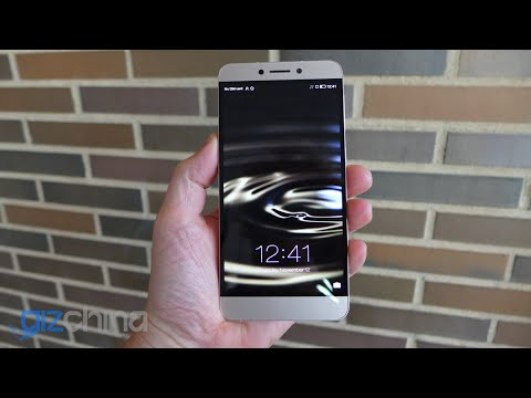 LeTV Le 1s unboxing and hands on review
