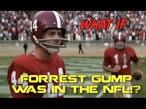 """""""WHAT IF"""" FORREST GUMP WAS IN THE NFL!? CRAZIEST ENDING!"""