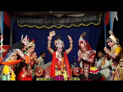Yakshagana -- Maya Mohini - 15 video