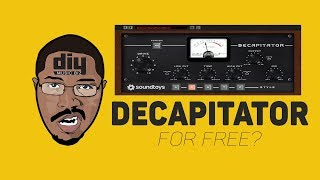 SoundToys Decapitator Hack! Using Propellerhead Reason 10