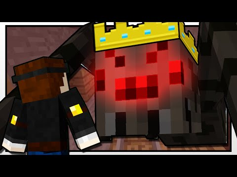 Minecraft | SPIDER QUEEN ATTACK!! | Custom Mod Adventure
