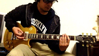 Playing the guitar#99  Going Under / Evanescence