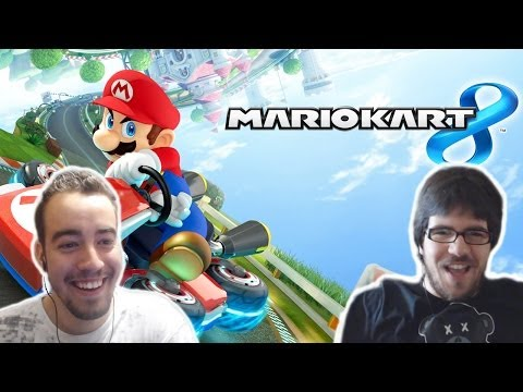 Fenom Vs Remedy! - Mario Kart 8 (novo) video