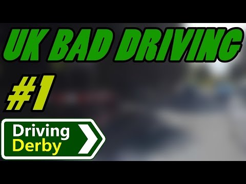 UK Bad Driving (Derby) #1