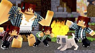Minecraft: AUTHENTIC MUTANTE vs SHAKE !!