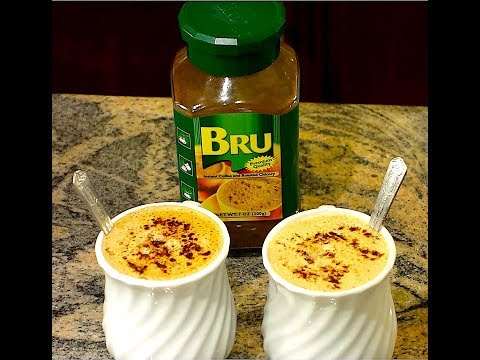BRU Instant Coffee and Roasted Chicory Quick & Easy