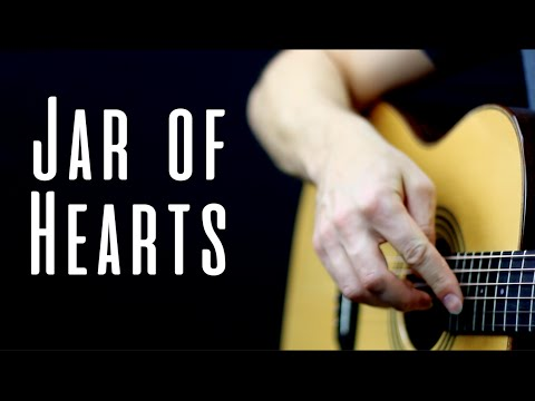 Jar of Hearts - Christina Perri | Solo Fingerstyle Guitar Version