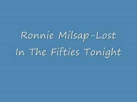 Ronnie Milsap-Lost In The Fifties Tonight