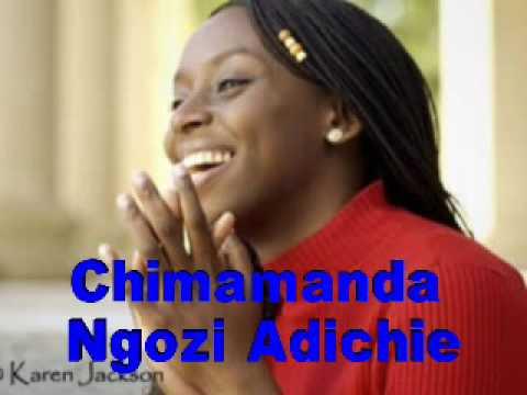 Chimamanda Ngozi Adichie-The Thing Around Your Neck-Bookbits author interview