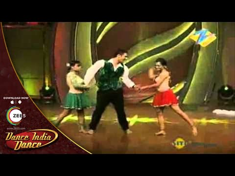 Dance Ke Superstars April 15 '11 - Puneet, Kruti & Amrita