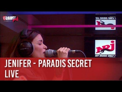 Jenifer - Paradis Secret - Live - C'Cauet sur NRJ