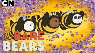 We Bare Bears | Beehive Preview | Cartoon Network