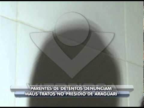 Aumenta a quantidade de denúncias de violência no presídio de Araguari
