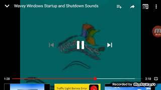 Wavey Windows XP