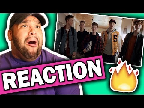 Why Don't We - Trust Fund Baby (Official Music Video) REACTION