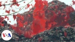 Hawaii Mount Kilauea