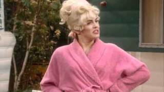 Sharon Stone on Roseanne