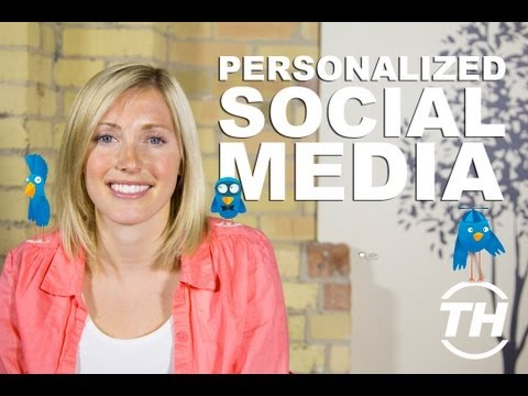 Personalized Social Media - Jaime Neely Explores Moving Online Presence to the Real World