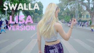 Dance In Public Lisa Solo Dance Swalla Dance By Blackchuck