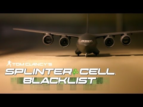 RC Airplane Dogfight - Splinter Cell meets RC Airplanes