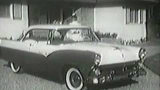 Ernie Kovacs - 1955 Ford Commercial with Edie Adams