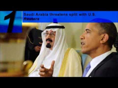 Saudi Arabia threatens split with U.S. (Second Coming Watch Update #418)