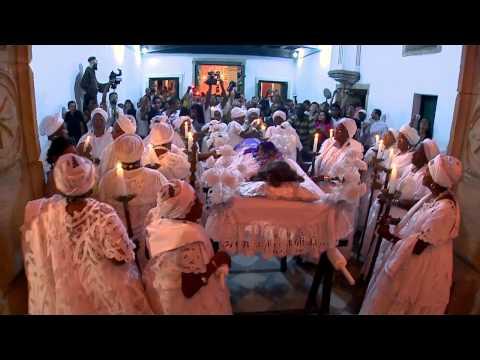 Festa da Nossa Senhora da Boa Morte Bloco 1